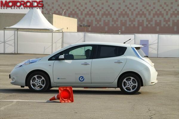 Nissan Leaf, Leaf interiors, Nissan Leaf exteriors (32)