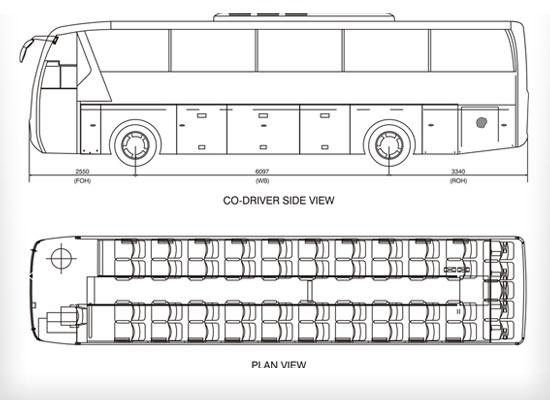 Tata Divo layout