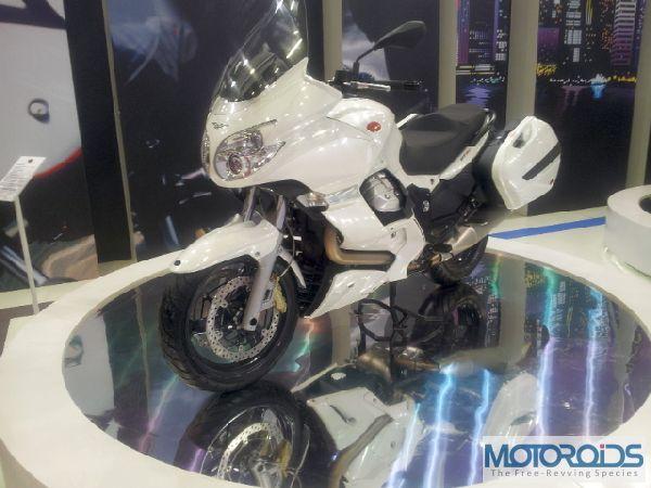 Moto Guzzi Norge Auto Expo