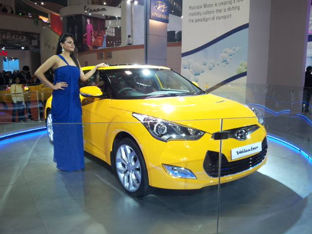 Hyundai Auto Expo 2012 (1)