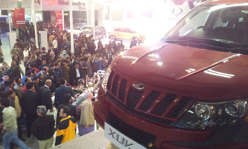 Mahindra at auto Expo 2012 (37)