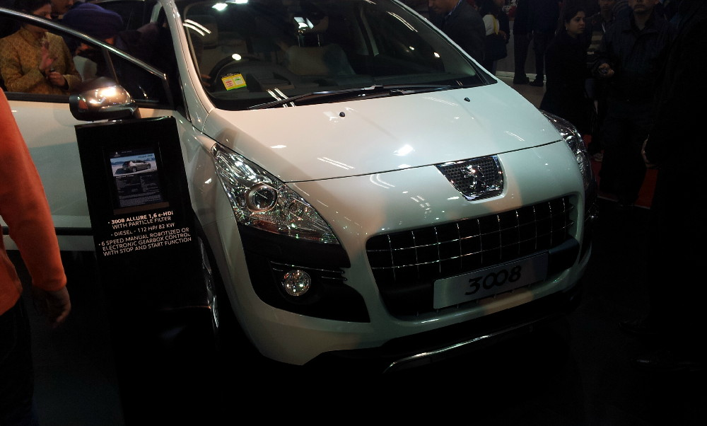 Peugeot at 2012 Auto Expo (7)