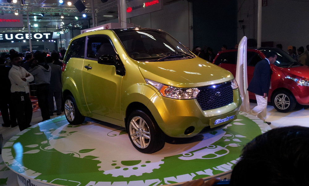 Mahindra at auto Expo 2012 (14)