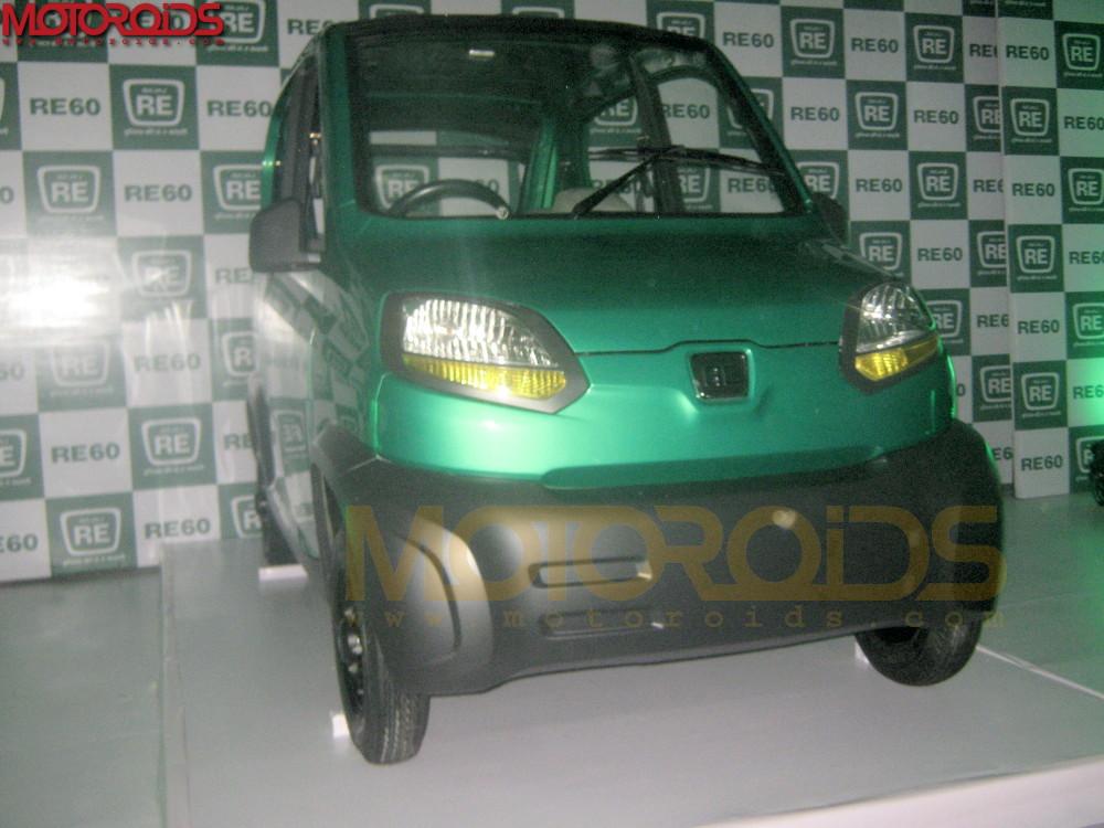Bajaj Auto RE60