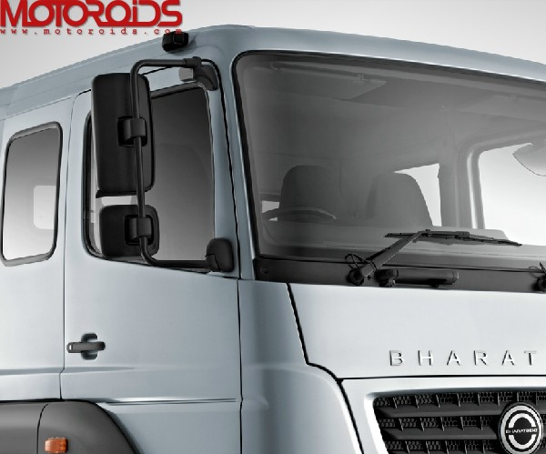 bharatbenz trucks India (13)
