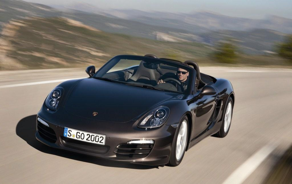 2012 new generation Boxster (3)