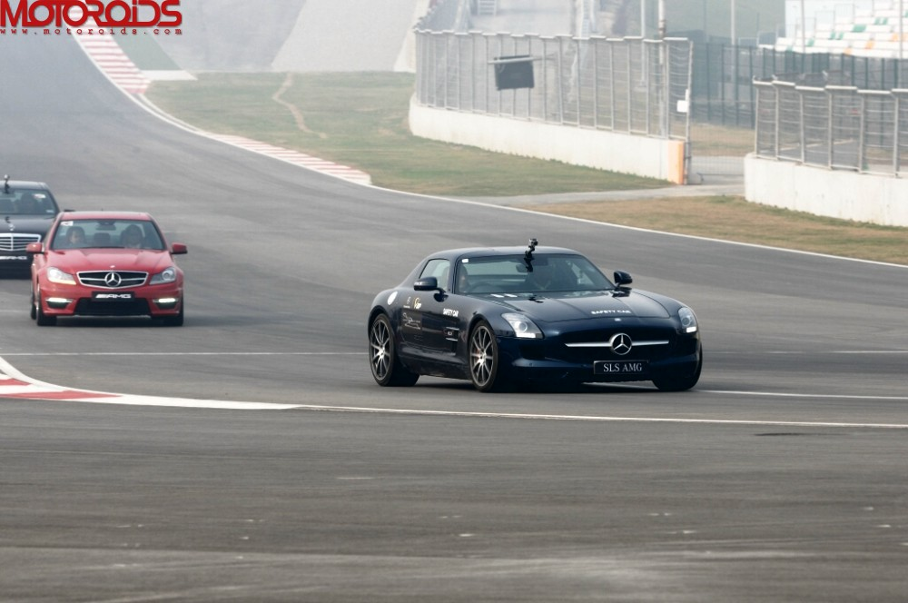 mercedes AMG performance driving academy