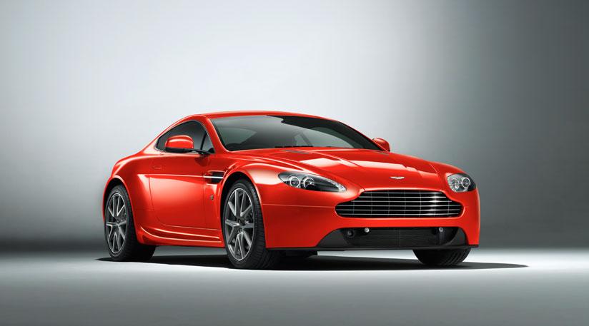 2012 Aston Martin V8 Vantage (2)