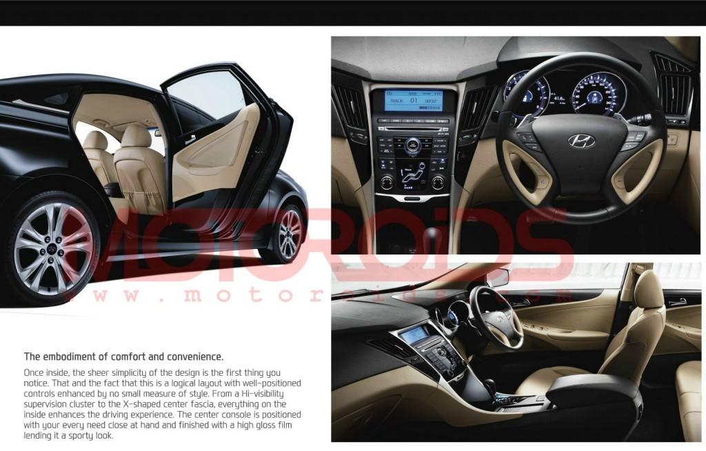 New Hyundai Sonata India (9)
