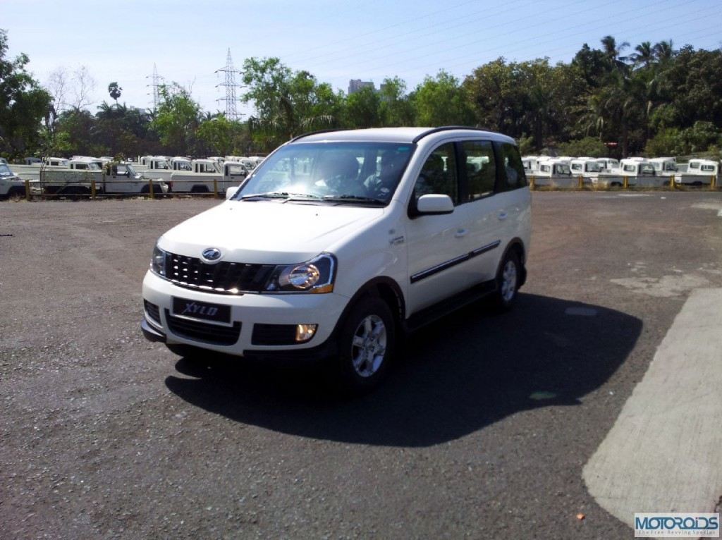 2012 New Mahindra Xylo facelift (42)