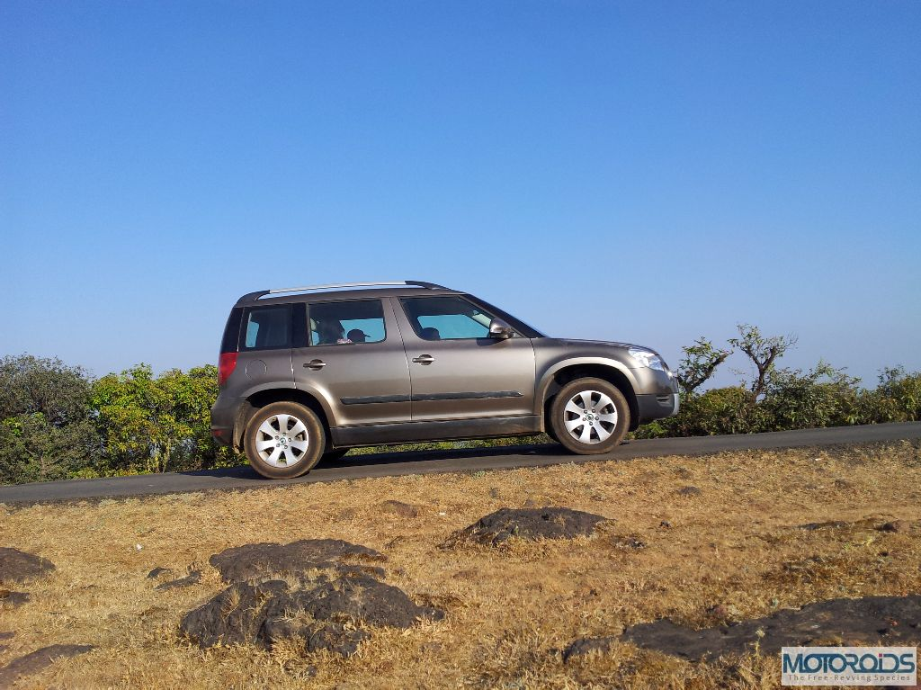 skoda yeti 2 0 tdi 4x4 review an evolved species. Black Bedroom Furniture Sets. Home Design Ideas