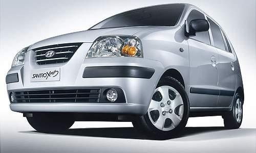New 2018 Hyundai Santro