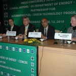 GM joins hands with US Department of Energy and CSMCRI to Develop Jatropha for Biofuel