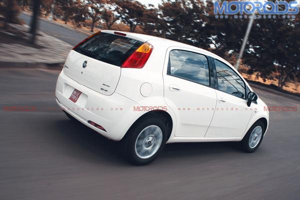 2010-Grande-Punto-90hp-India-rear-three-quarter-motion