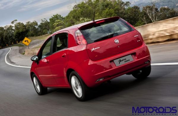 2010 FIAT Punto 1.6 E.torQ 2