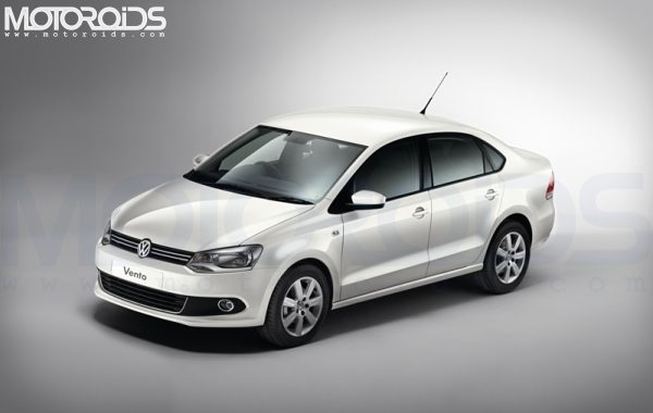 Volkswagen Vento for India