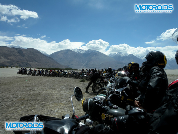 An exclusive account of the 2010 Himalayan Odyssey from motoroids - www.motoroids.com