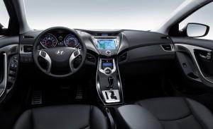 2011 Hyundai Elantra / Avante interiors