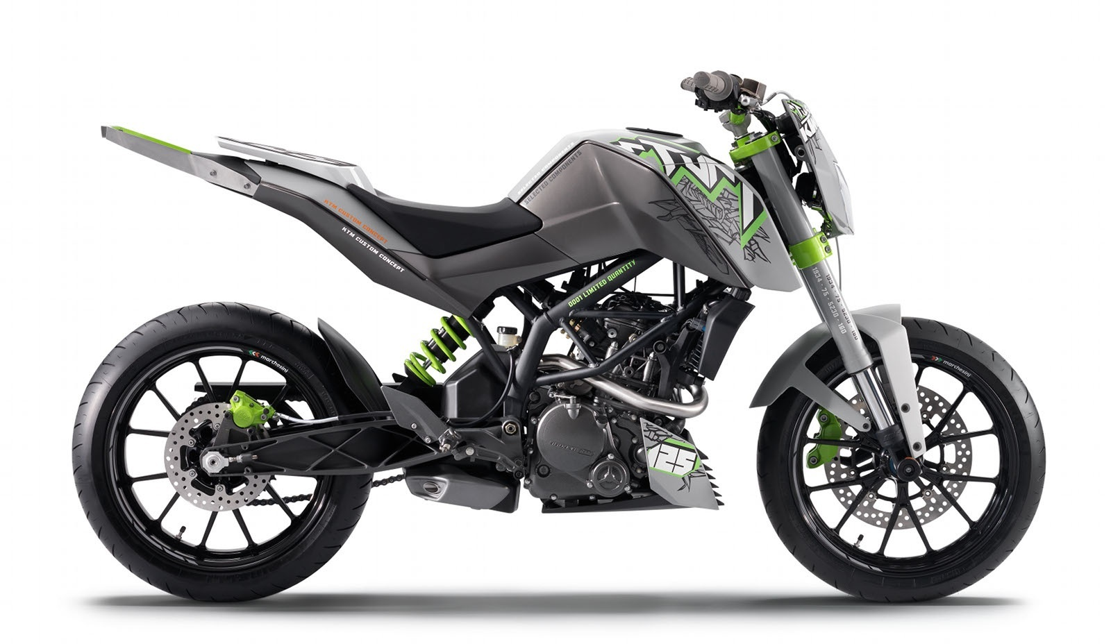 The 2011 Bajaj Pulsar 250cc / 350cc could be powered by parallel twin, 4-valve, DOHC engines co-developed with KTM