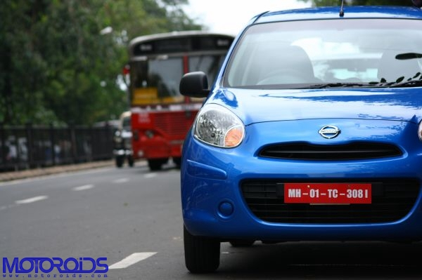 Road Test Review of the 2010 Nissan Micra for India