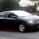 2012 Honda Civic – latest spy pictures and rough details