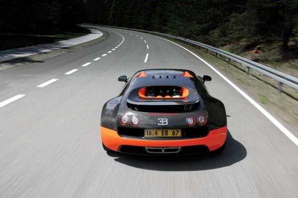1200bhp Bugatti Veyron Super Sport On road