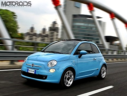FIAT 500 to be relaunched in India with the TwinAir engine and new customisation options. More details on Motoroids.com