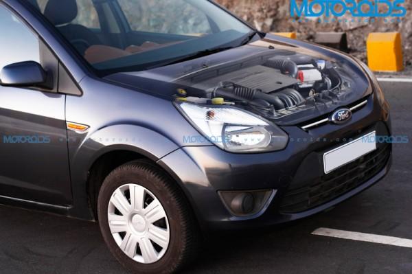 Ford figo 1.2 petrol engine