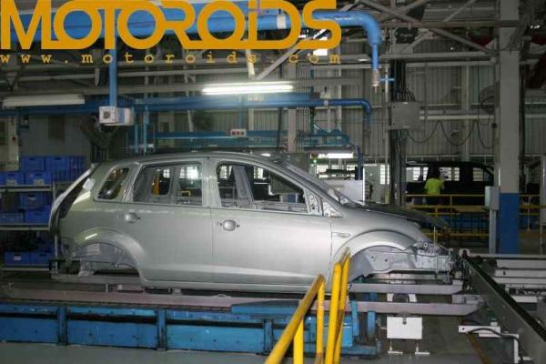 Ford-Figo-Production