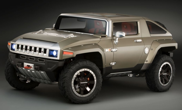 Like the Ferrari 458 Italia and the revised Chevrolet Camaro, even the Hummer H3T and Hx Concepts will play a role in Transformers 3