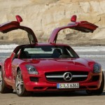 Update: Mercedes SLS AMG launch in India procrastinated to 16th of July