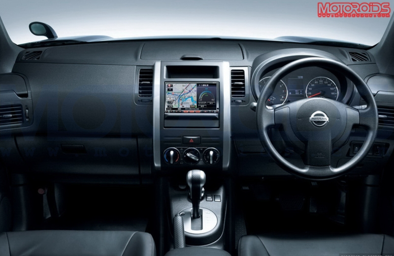 Nissan-X-Trail-2011-Dashboard