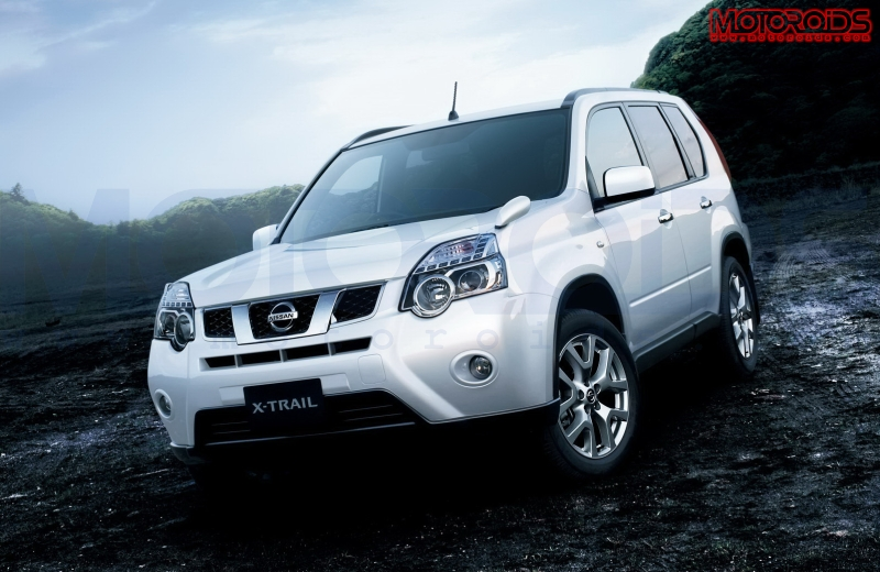 Nissan-X-Trail-2011-Static