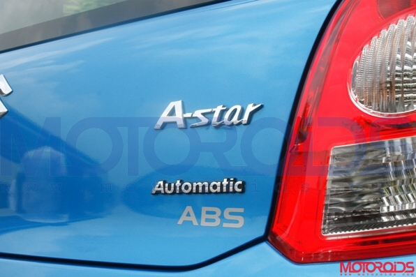 2010 Maruti Suzuki A-star AT (Automatic Transmission) - details, features, prices, photos, info and road test on Motoroids.com