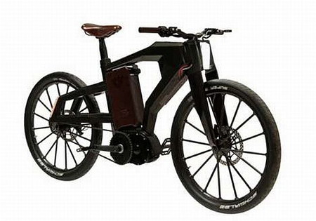Blacktrail bicycle / e-bike that costs a whooping 38 lakh ruppes! more details on Motoroids.com