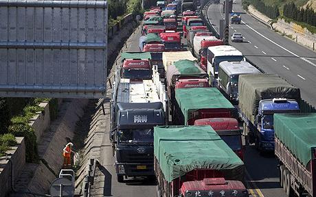China-Traffic-Jam-2