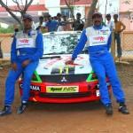 INRC Round 2 Rally De Coimbatore Naren Kumar & Vikram Mathias Finish 1-2