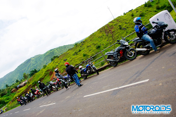 Motoroids had its second Mumbai-Pune MotoMeet in the form of a ride to Lavasa City near Pune which was attended by 17 people. Here is the log of the event - www.motoroids.com