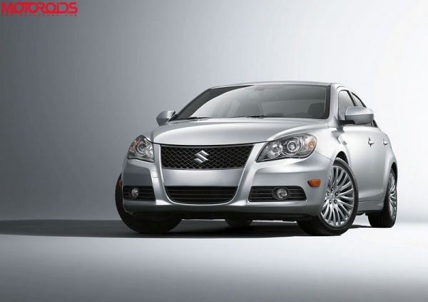 Maruti Suzuki is mulling the launch of the Kizashi sedan for India. More details on Motoroids.com
