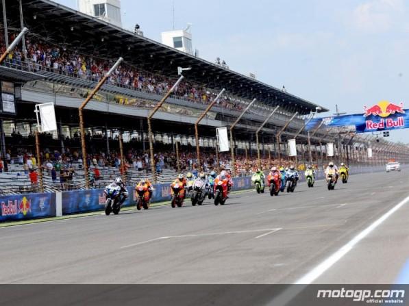 MotoGP 2010 Round 11 Indianapolis