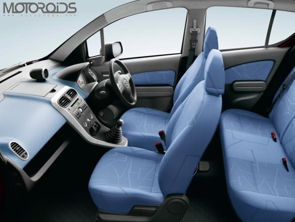 Maruti Suzuki Ritz Genus anniversary edition interiors