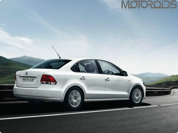 VW Vento pictures / images