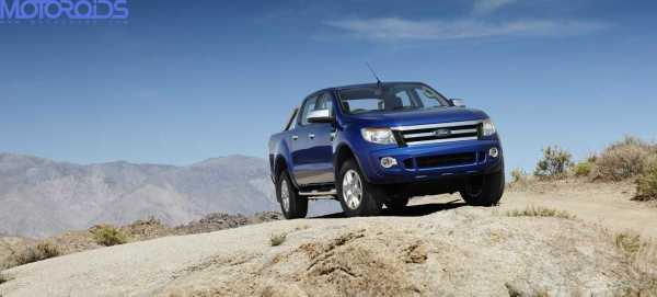 2012 new Ford Endeavour SUV - Ford ranger