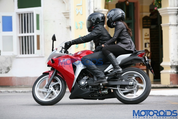 A quick comparison between the spy shots and actual shots of the 2011 Honda CBR250R slated for an India launch in April 2011. More on Motoroids.com