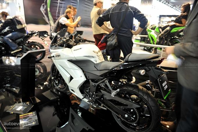 2011 Kawsaki Ninja 250R EICMA
