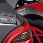 AMG to sponsor the 2011 Ducati MotoGP factory team