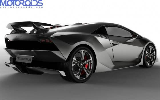 Lamborghini Murcielago Succesor n