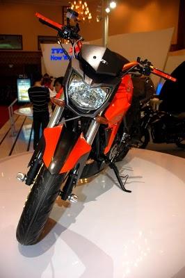 TVS Velocity 160 concept