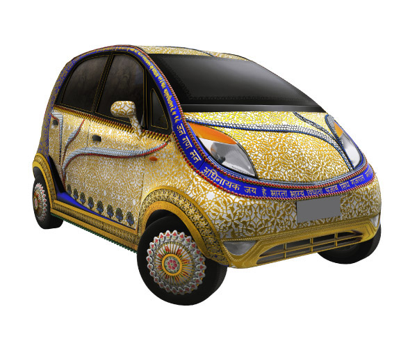 Goldplus Tata Nano jewelry
