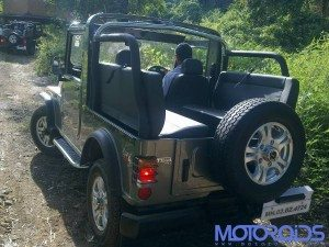 mahindra Thar first drive review